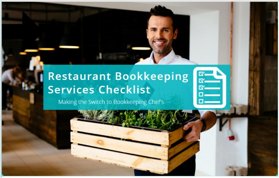 Managed Restaurant Bookkeeping Services Checklist