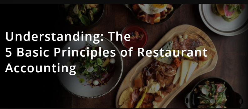 The Basics of Restaurant Accounting
