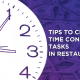 Accounting Tips to Reduce 4 Time-Consuming Restaurant Duties
