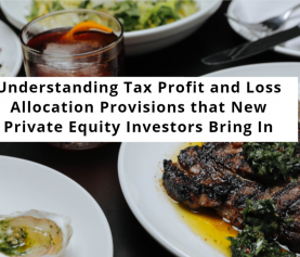 Clarifying Restaurant Tax Profit and Loss Allocation Provisions When Bringing in New Investors